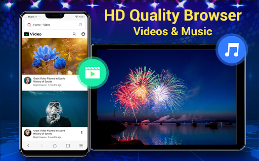 Web Browser & Fast Explorer screenshot 9