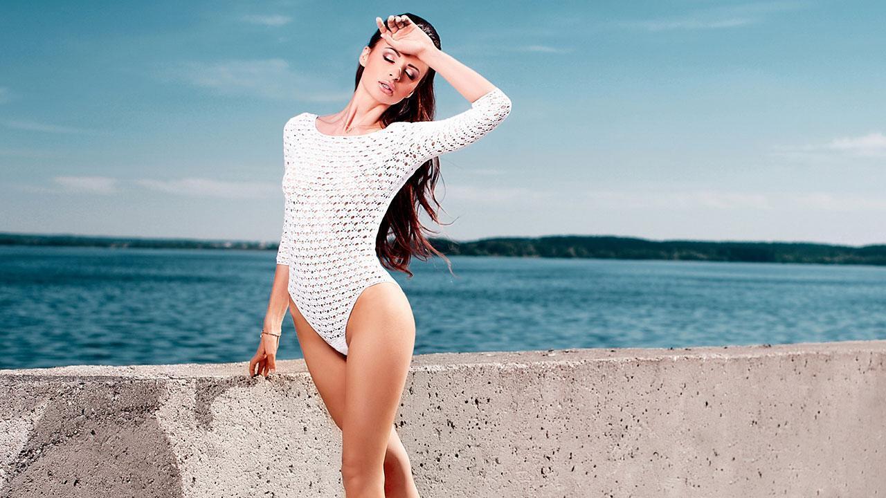 Beauty Models Wallpaper HD screenshot 6