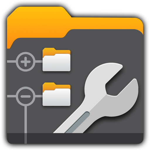 X-plore File Manager أيقونة