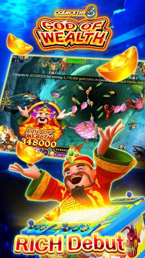 JinJinJin - Monkey Story、FishingGame、God Of Wealth 1 تصوير الشاشة