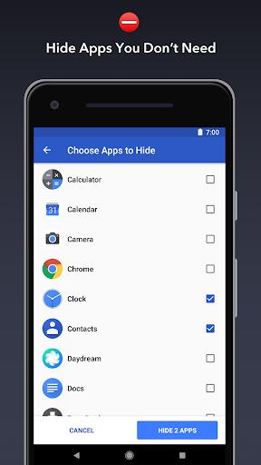 Apex Launcher - Customize,Secure,and Efficient 5 تصوير الشاشة
