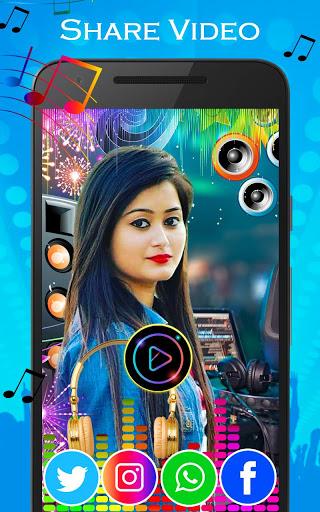Dj Video  Maker 2021 -Dj Music Photo movie maker screenshot 5
