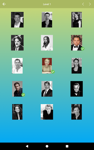 Guess Famous People — Quiz and Game 11 تصوير الشاشة