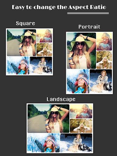 Collage Maker (Layout Grid) - PhotoFancie screenshot 11