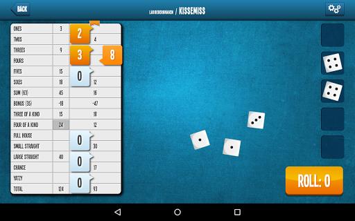 Yatzy Online screenshot 4