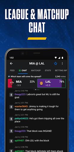 theScore: Live Sports Scores, News, Stats & Videos screenshot 4