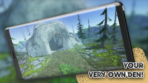 Wolf Simulator Evolution screenshot 5