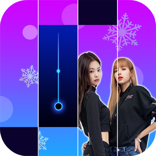 Blackpink 🎹 piano Game أيقونة