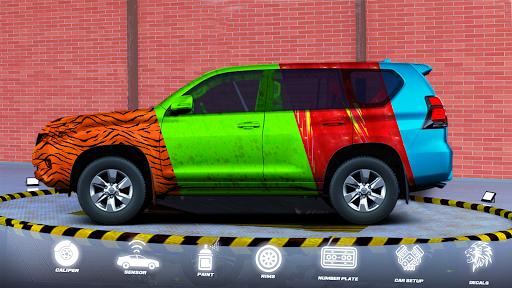 Prado Car Driving games 2020 - Free Car Games screenshot 4