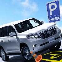 Prado parking Modern Car Parking: car games 2020 on APKTom
