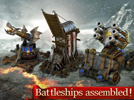 Age of Kings: Skyward Battle 20 تصوير الشاشة