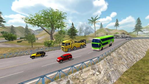 Offroad Hill Climb Bus Racing 2021 screenshot 7