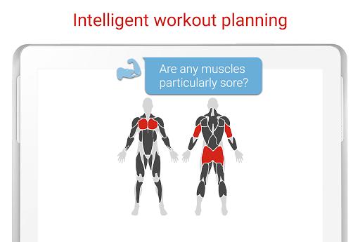 BodBot Personal Trainer:Workout&FitnessCoach screenshot 9