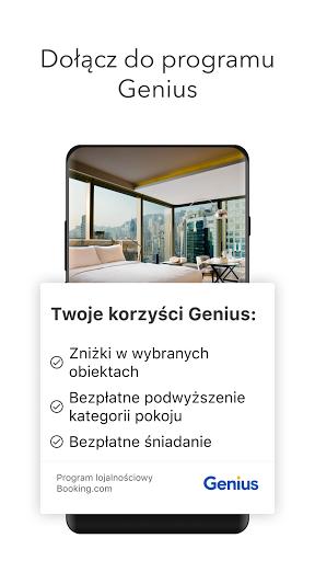 Booking.com Rezerwacja Hoteli screenshot 4