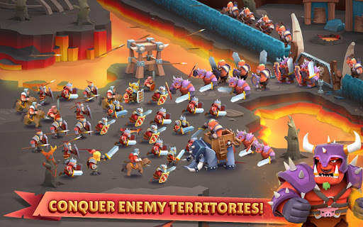 Game of Warriors screenshot 4