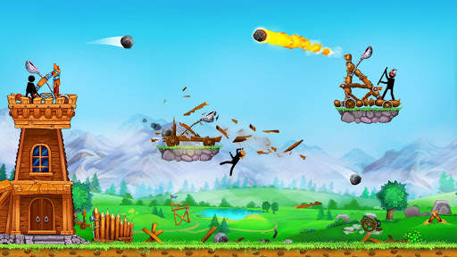 The Catapult 2 — Grow your castle tower defense screenshot 3