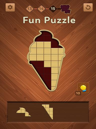 Jigsaw Wood Block Puzzle screenshot 11