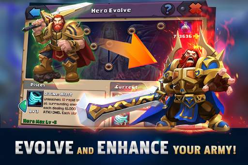 Clash of Lords: Guild Castle screenshot 2