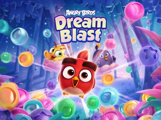 Angry Birds Dream Blast 15 تصوير الشاشة