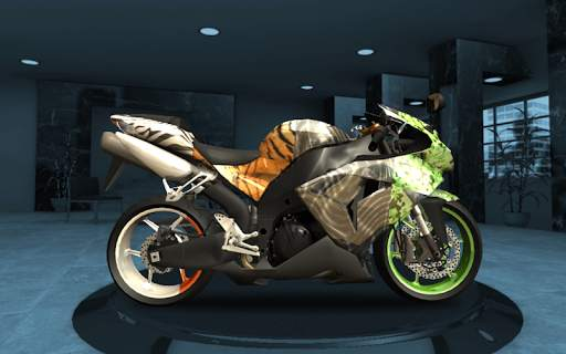 Racing Fever: Moto screenshot 21
