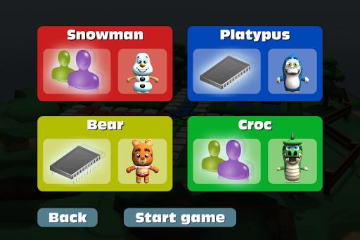 Ludo 3D Multiplayer screenshot 5