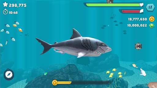 Hungry Shark Evolution screenshot 8