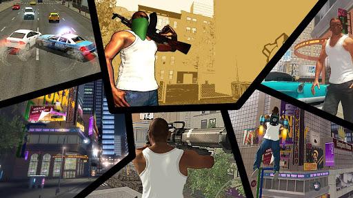 العصابات && المافيا الكبرى لاس مدينة محاكاة 1 تصوير الشاشة