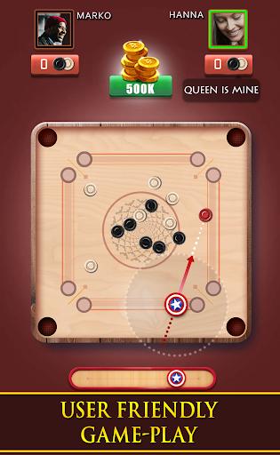 Carrom Royal - Multiplayer Carrom Board Pool Game screenshot 3