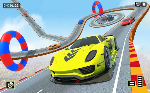 Ramp Car Racing Stunt Games: Free Car Games 2021 screenshot 6