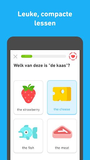 Leer Engels met Duolingo screenshot 2