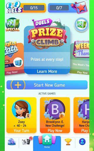 Scrabble® GO - New Word Game स्क्रीनशॉट 14