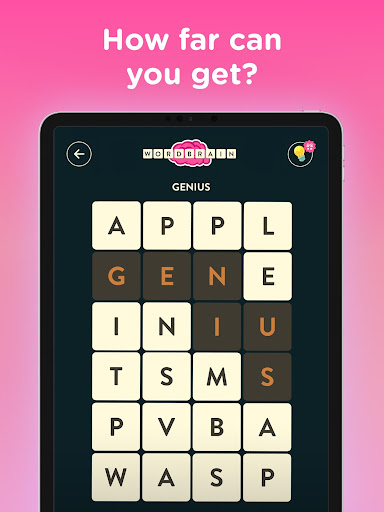 WordBrain - Free classic word puzzle game screenshot 8