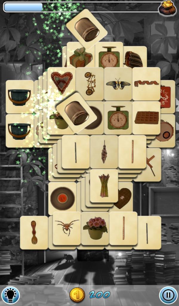 Hidden Mahjong: Fairies Trail screenshot 2