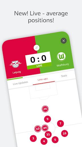 BUNDESLIGA - Official App 3 تصوير الشاشة