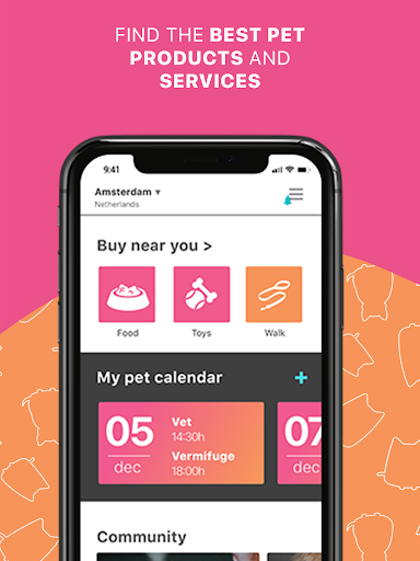 GoApp.pet - Pet community for pet lovers 9 تصوير الشاشة