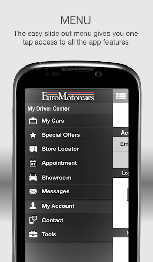 EuroMotorcars 1 تصوير الشاشة