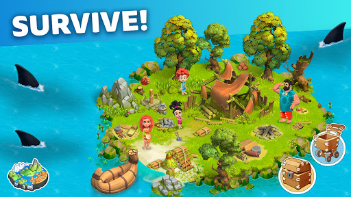 Family Island™ - Farm game adventure screenshot 2