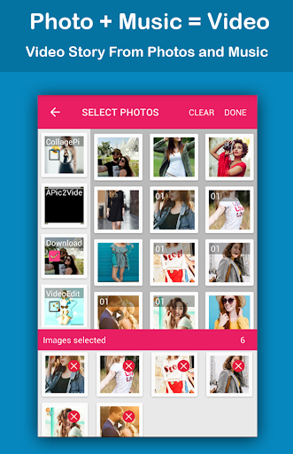 Video Maker with Photo and Music screenshot 3