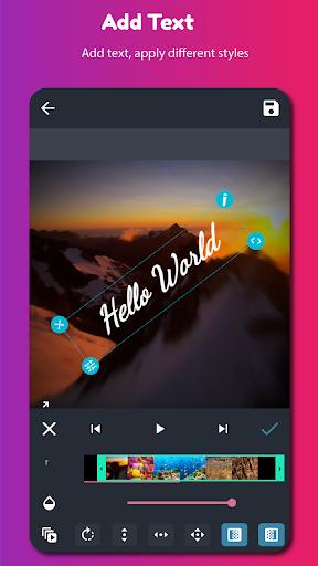 AndroVid - Video Editor, Video Maker, Photo Editor screenshot 6
