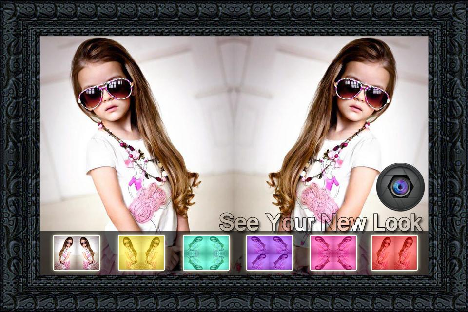 Mirror Photo Maker screenshot 6