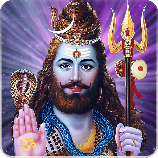 4D Shiv Shankara Live Wallpaper icon