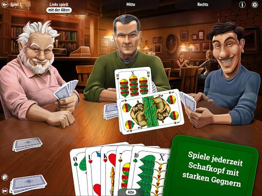 Schafkopf 6 تصوير الشاشة