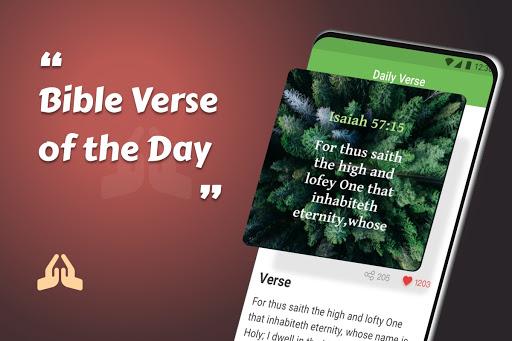 King James Bible (KJV) - Free Bible Verses   Audio screenshot 17
