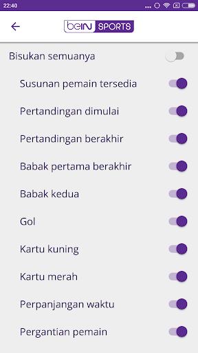beIN SPORTS screenshot 6