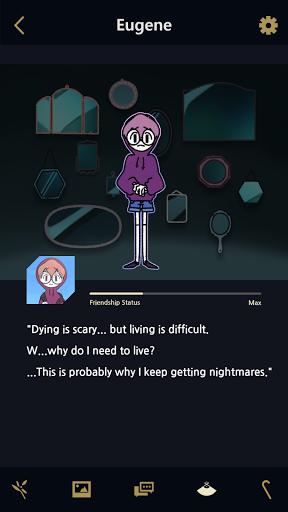 Underworld Office: Offline Mystery Visual Novel screenshot 3