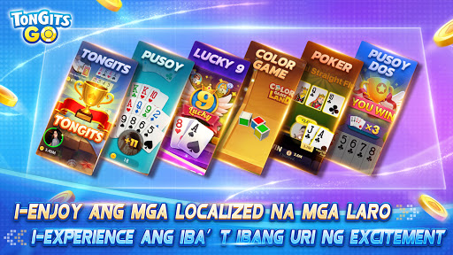 Tongits Go - Exciting and Competitive Card Game screenshot 5