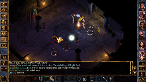 Baldur's Gate: Enhanced Edition screenshot 7