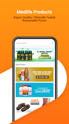 Medlife - India's Largest E-Health Platform screenshot 5