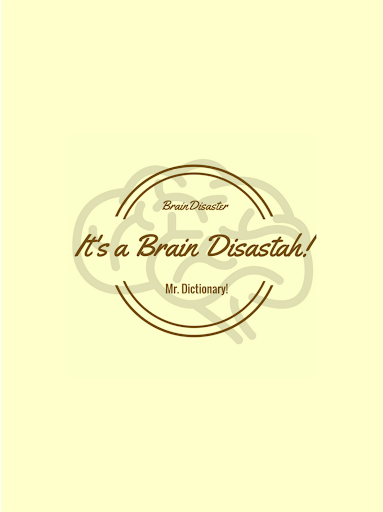 Brain Disaster! Mr. Dictionary! स्क्रीनशॉट 19