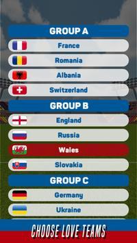 Penalty Shootout for Euro 2016 3 تصوير الشاشة